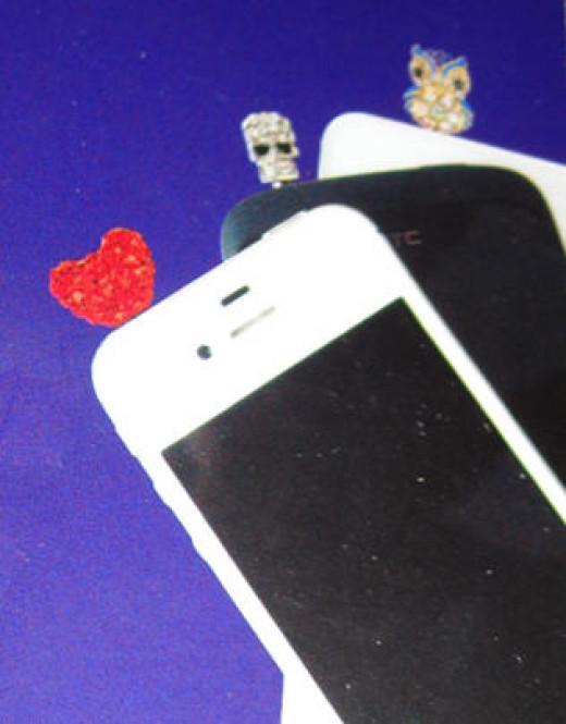 Decorative Phone Jewelry