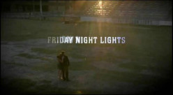 """Friday Night Lights"" And Reminiscing On High School Football Glory"