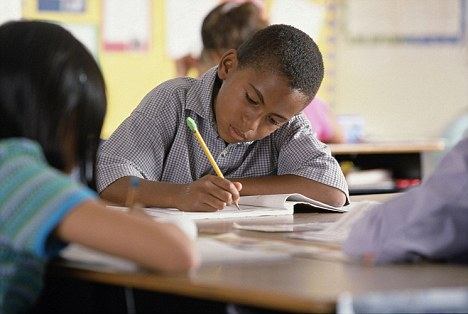 There is an unwritten expectation & belief that Black children are not proficient in school. They are also expected to fail or be subpar. Many high achieving Black children have to constantly fight against such negative & insidious stereotypes.