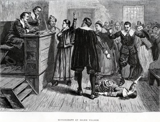 One of the ideas behind spectral evidence is the concept of inventing something to discredit a targeted person if nothing real can be found. This technique is in common use and is a kind of spectral evidence such as used on the Salem witch trials.