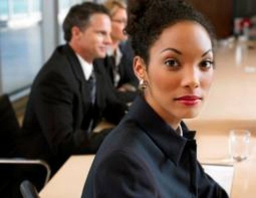 Blacks oftentimes have a more difficult time being hired esp. in high powered &/or influential positions although they possess the prerequisite qualifications.When they are hired, they are oftentimes held to higher, stricter, &/or tougher standards.