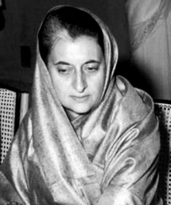 Indira Gandhi: The Iron Lady of India
