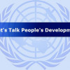 Why Poverty? Let's Talk People's Development!
