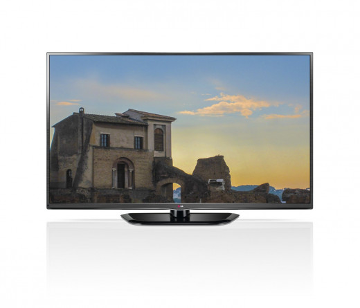 LG Electronics 60PH6700 60-Inch 1080p 600Hz Active 3D Plasma HDTV with Smart TV