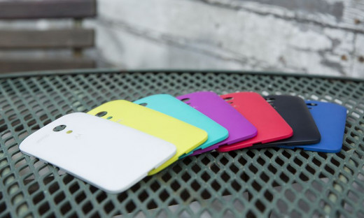 Various Cases Available for your Moto G