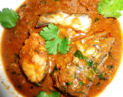 How to make Meen Kulambu or Spicy Fish Curry South Indian Tamilnadu style Recipe