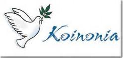 Koinonia means Fellowship