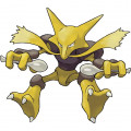 Pokémon X and Y Walkthrough, Pokémon Move Sets: Alakazam