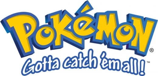 The Original Pokemon Logo