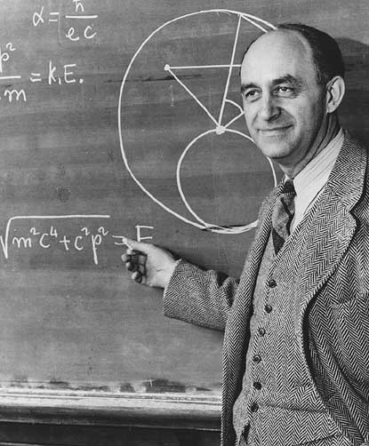 Enrico Fermi, the origin of the Fermi Paradox