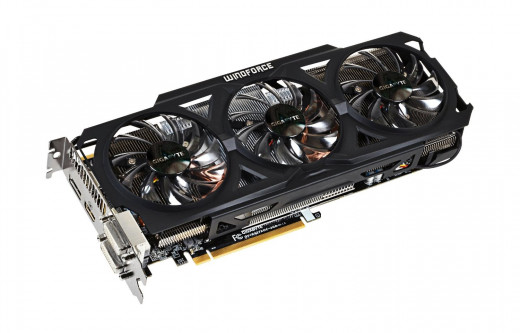AMDs new R9 270X as well as the 600 Series GTX 660 from NVIDIA are good options in the $200 price range.