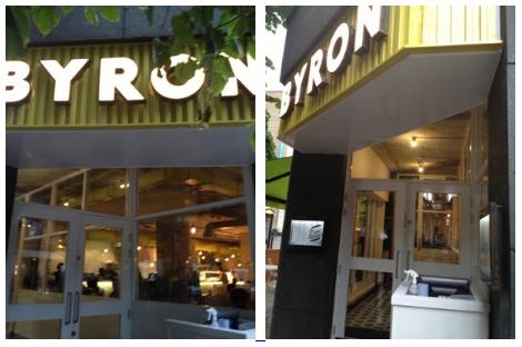 Byron Proper Hamburgers (American)