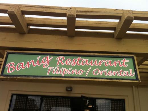 Filipino Restaurant (Oriental)