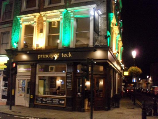 Prince Of Teck (Public Houses & Inns)