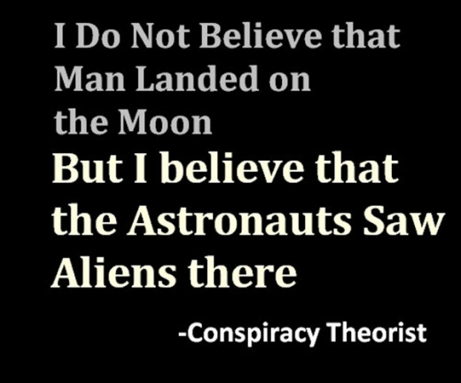Mind of Conspiracy Theorist