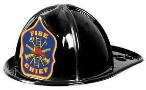 We must know that being a leader is more than wearing a different helmet on the scene of a fire.