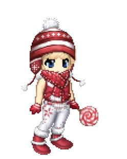 The Top Gaia Online Christmas Items