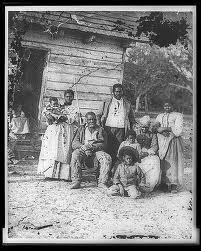 The use of slaves in America started not long after the Spanish Conquistadores conquered the local Indians.   It continued for around 400 years.  South America, Central America and the Southern States of North America.