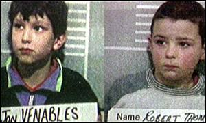 Venables and Thompson were charged with James Bulgers murder on 20th February 1993. They  appeared in Sefton Youth court two days later where they were remanded in custody prior to the trial which took place at Preston Crown Court.