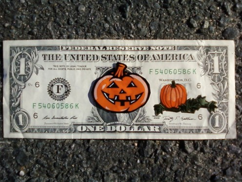 Pumpkin Dollars