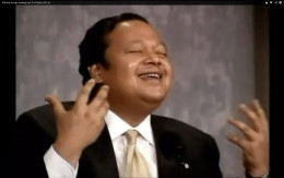 Prem Rawat in video below. Click on picture for a better view of it.