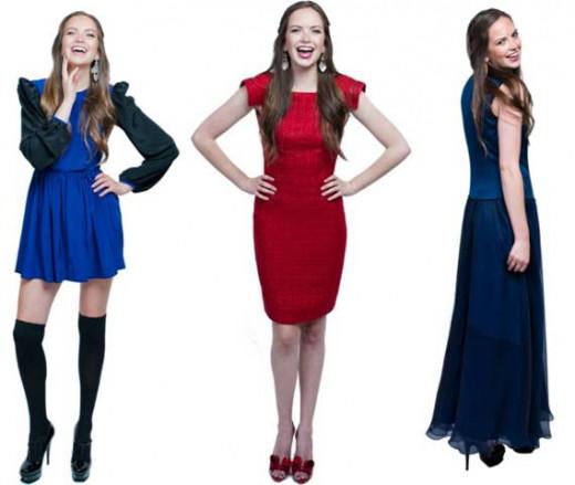 Jennifer Humiston Dress Collection