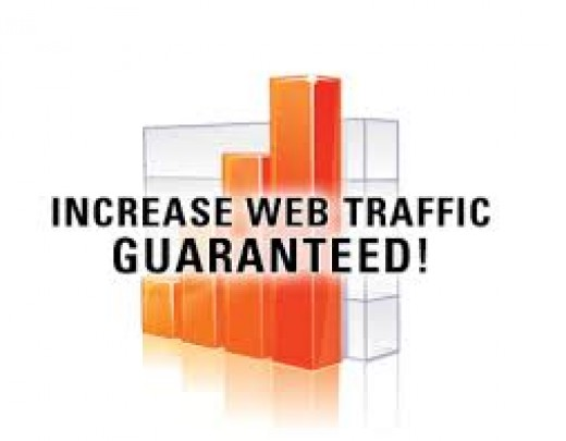Increase Web Traffic - Google Traffic