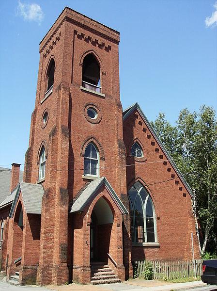 Dutch Reformed Church - now a wedding hall.