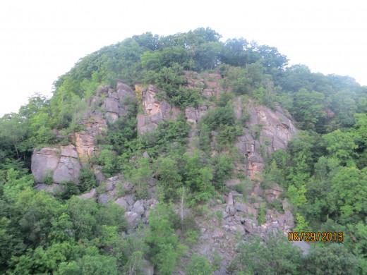 Joppenbergh Mountain.