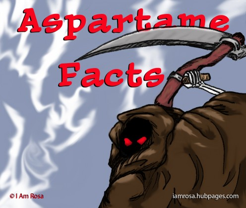 Aspartame kills.