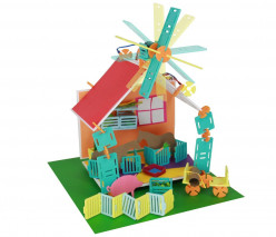 Cool Construction and Building Sets for Girls