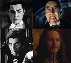 Four faces of Dracula