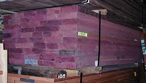 Purpleheart Wood Lumber