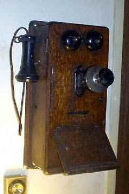Telephone beginnings
