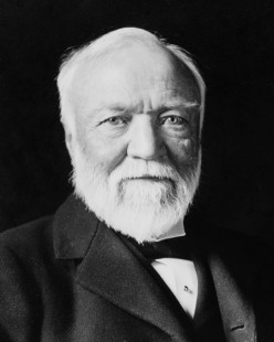 Andrew Carnegie: A Destitue Man  to Billionaire Philanthropist