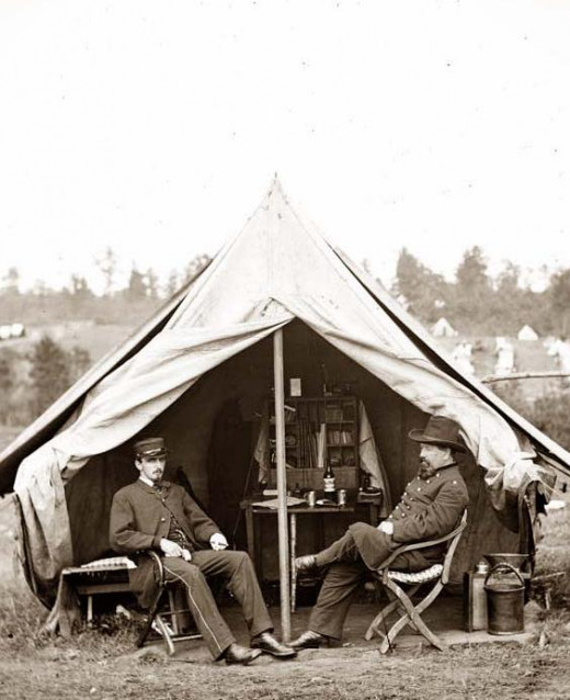 Surgeon's Tent of 72nd NY
