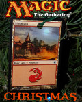 Making A Seasonal Magic: The Gathering Deck Just In Time For Christmas