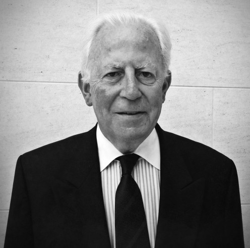 Former Prime Minister of Luxembourg Jacques Santer