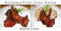Barbecue Pork Chops Recipe