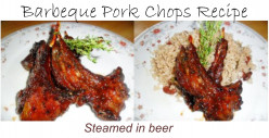 Barbecue Pork Chops Recipe