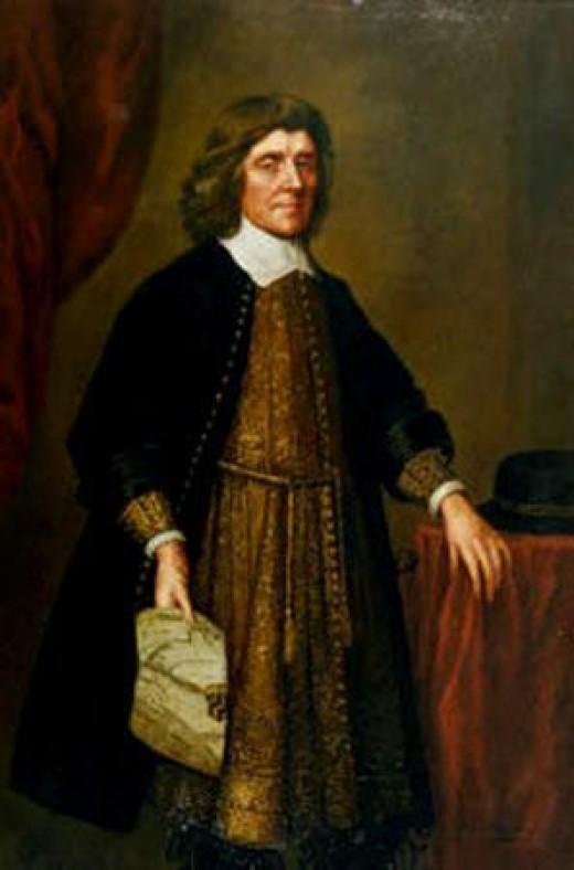 1st Proprietor of Maryland Colony