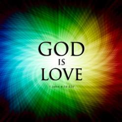 1 John 4:16 God Is Love, But Is Love God ?