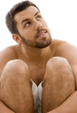 Facial hair is an instant remedy for guys who are insecure about looking younger than their real age.