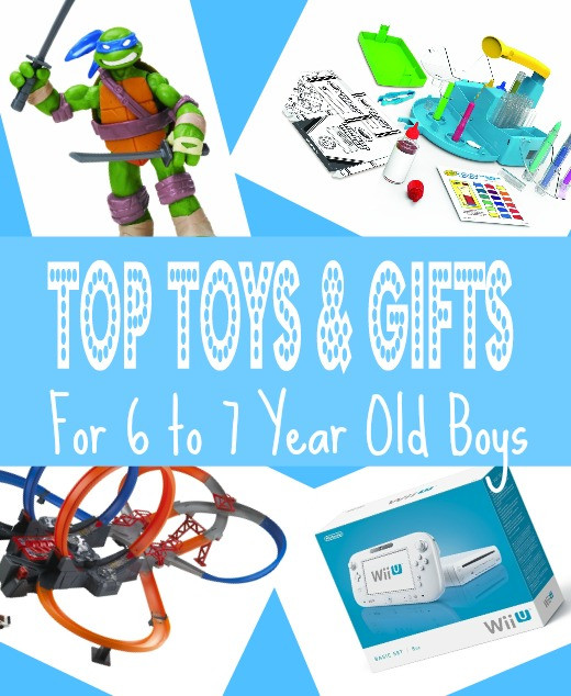 Top Toys & Gifts For 6 to 7 Year Old Boys