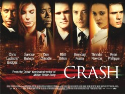 "What the movie ""Crash"" shows about race relations"