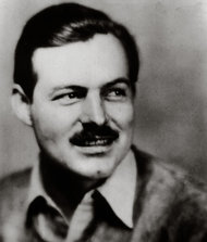 Hemingway during the 1930s