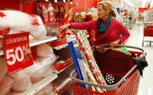 When Christmas shopping look for sale or clearance deals. Also, ads can be found in local newspapers.