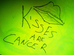 Kisses are Canser