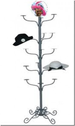 """A Very Eloquent Hat Stand"""