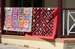 The Best Quilts Don't Come From Quilt Shops